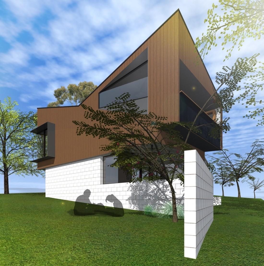NL house - Reddog Award Winning Architects Brisbane