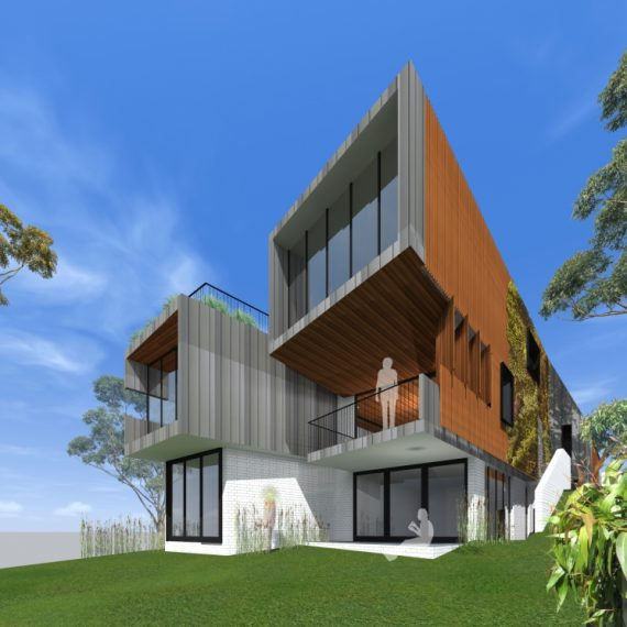 C&B HOUSE- Reddog Architects Award Winning Architects Brisbane