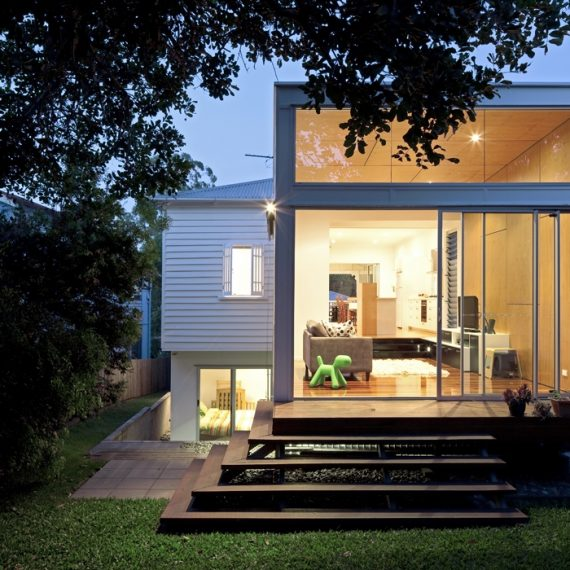 DK HOUSE- Reddog Architects Award Winning Architects Brisbane
