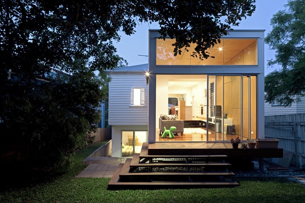Residential architects brisbane home design for Award winning architects
