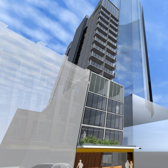 466 Ann Street - Reddog Architects Award Winning Architects Brisbane