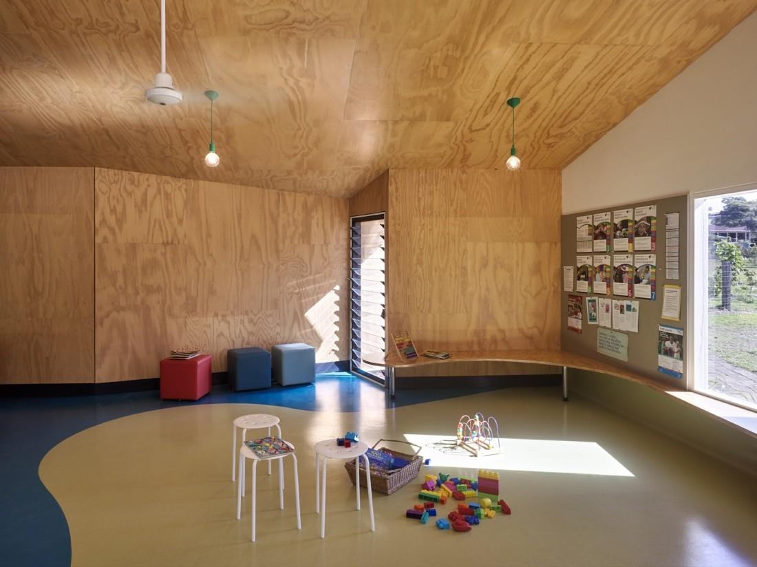 Dayboro Kindergarten - Reddog Architects Award Winning Architects Brisbane