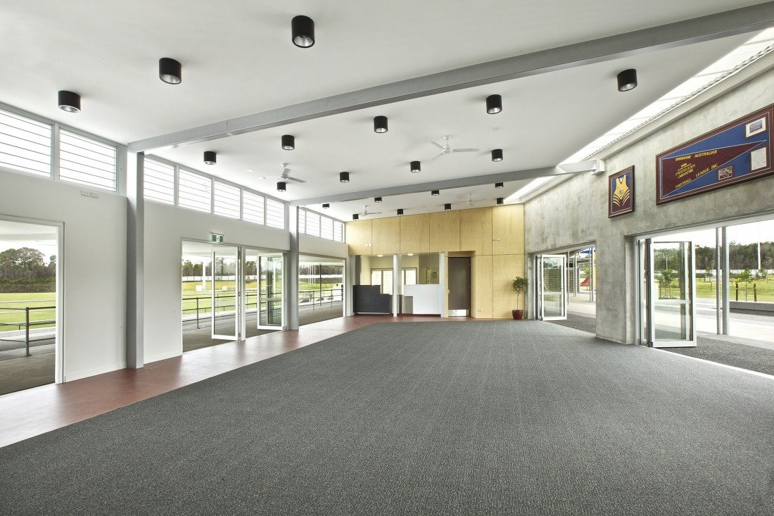 AFL BURPENGARY - Reddog Architects Award Winning Architects Brisbane