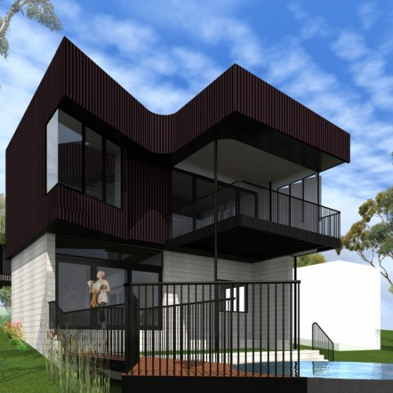 RA HOUSE- Reddog Architects Award Winning Architects Brisbane