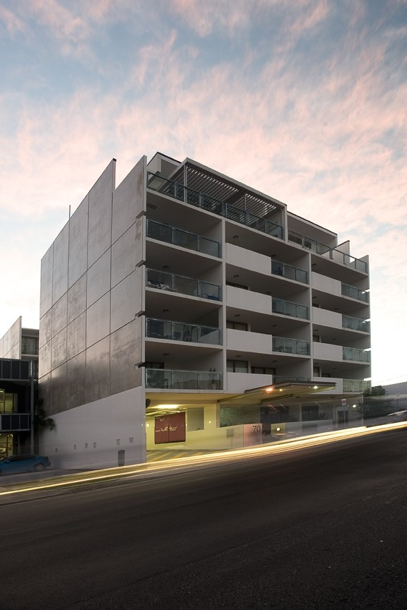70 Hope Street - Reddog Architects Award Winning Architects Brisbane