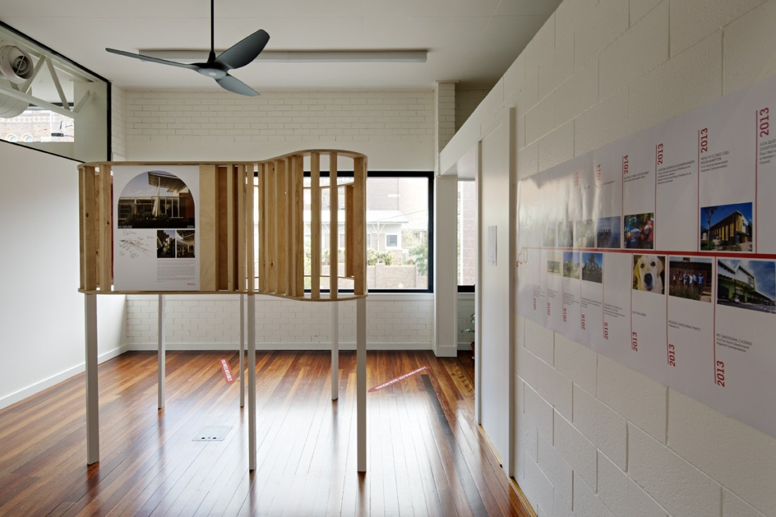 The Mini Pod - Reddog Architects Award Winning Architects Brisbane