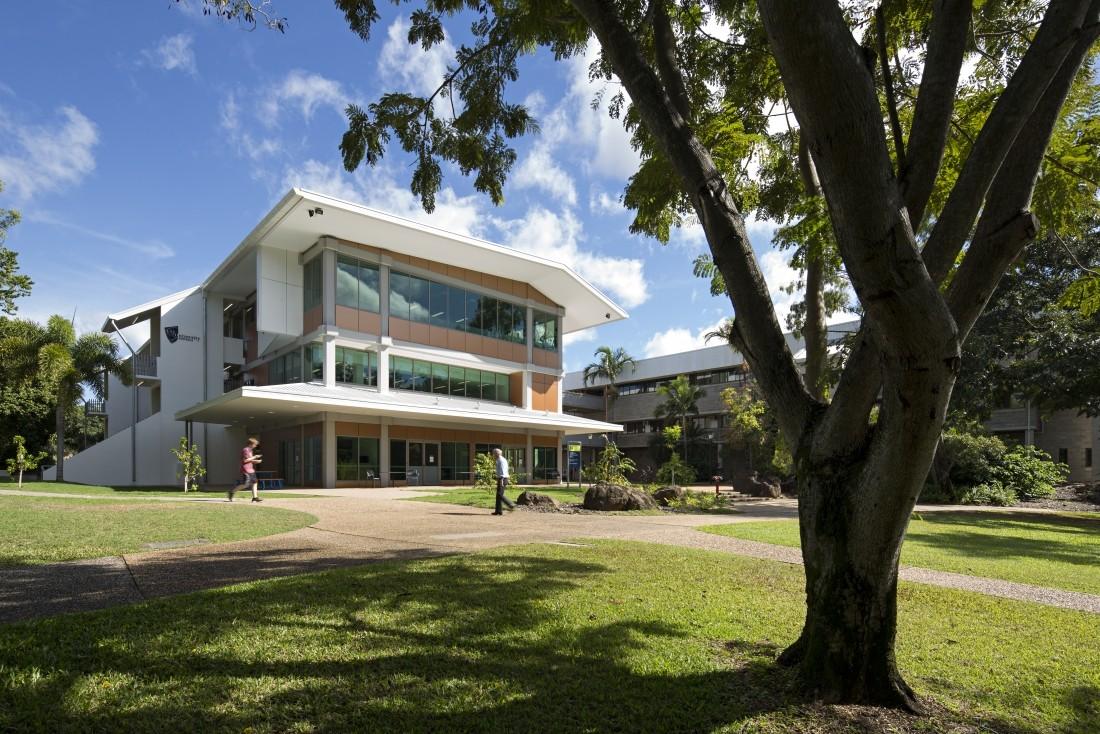 CQU ALLIED HEALTH BUILDING 34 - Reddog Architects Award Winning Architects Brisbane