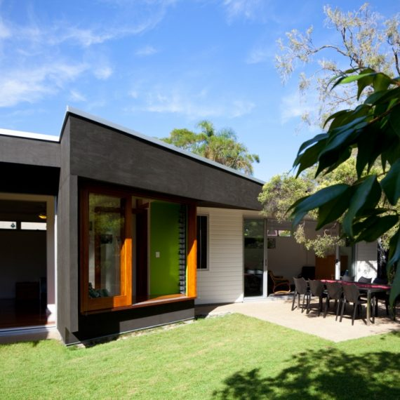 JENKINS HOUSE- Reddog Award Winning Architects Brisbane