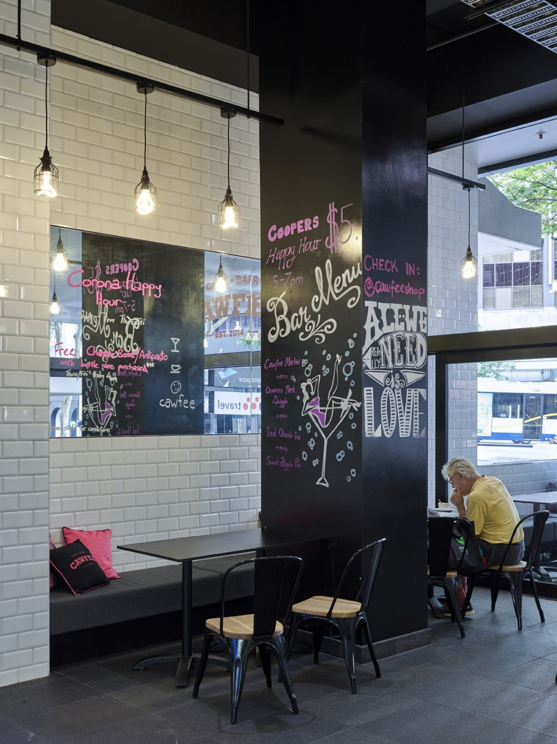 Cawfee - Reddog Architects Award Winning Architects Brisbane