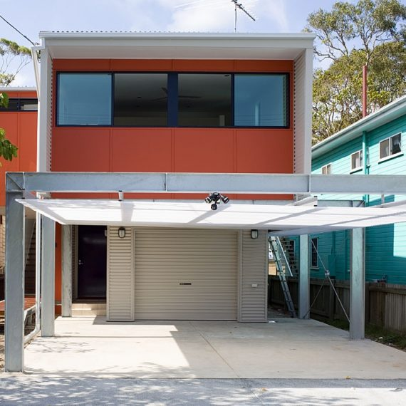 MORITZ RESIDENCE- Reddog Architects Award Winning Architects Brisbane