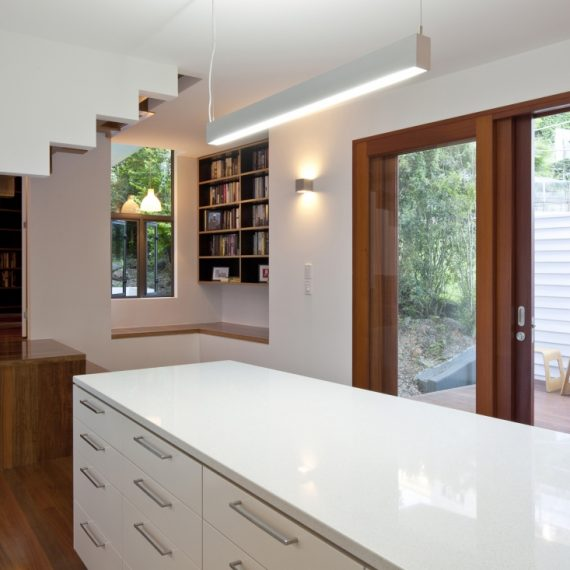 SPRY HOUSE EXTENSION - Reddog Architects Award Winning Architects Brisbane