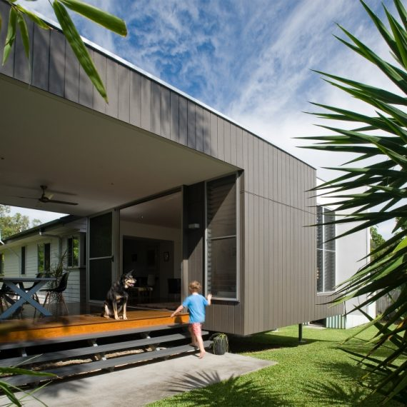 CARINA HOUSE- Reddog Architects Award Winning Architects Brisbane