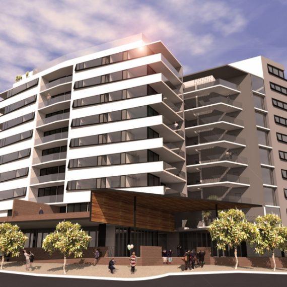 1 Martin Street - Reddog Architects Award Winning Architects Brisbane