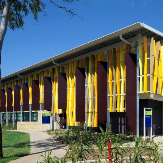 CQU SMALL HEALTH CLINIC - Reddog Architects Award Winning Architects Brisbane