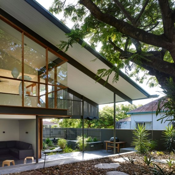 Elliott Residence - Reddog Award Winning Architects Brisbane