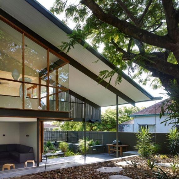 Elliott Residence - Reddog Award Winning Architects Brisbane