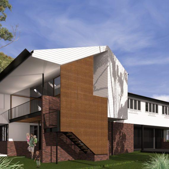 GA HOUSE - Reddog Award Winning Architects Brisbane
