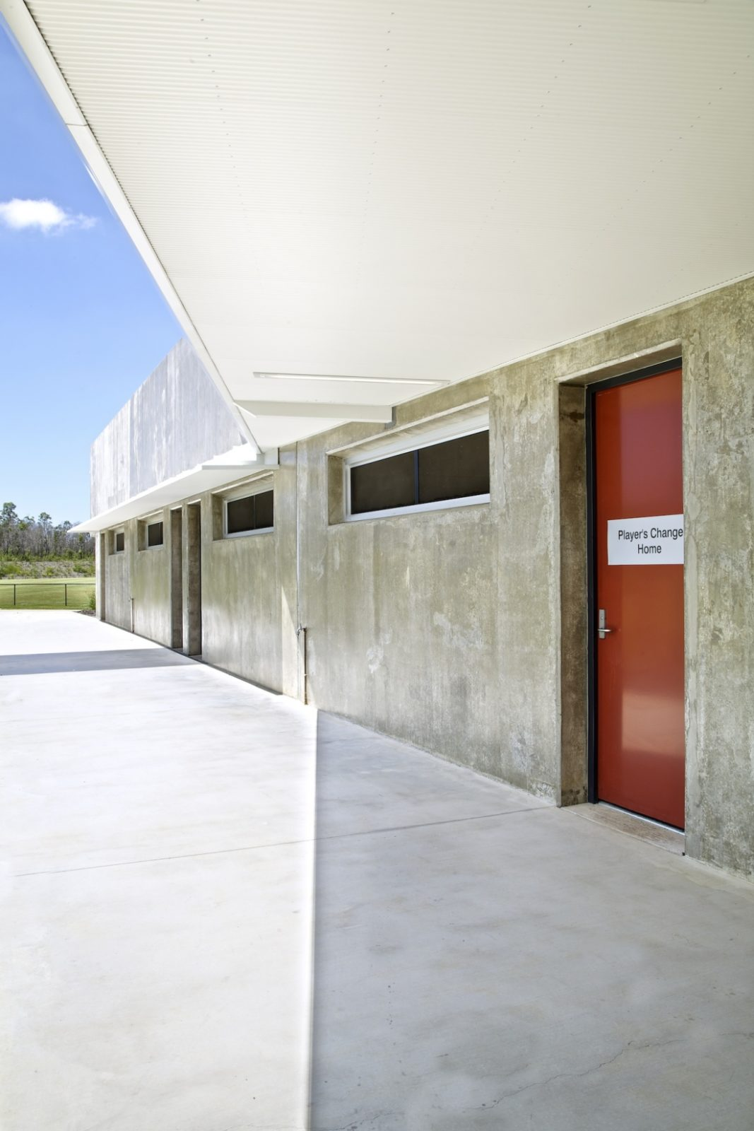 AFL BURPENGARY - Reddog Architects Award Winning Architects Brisbane