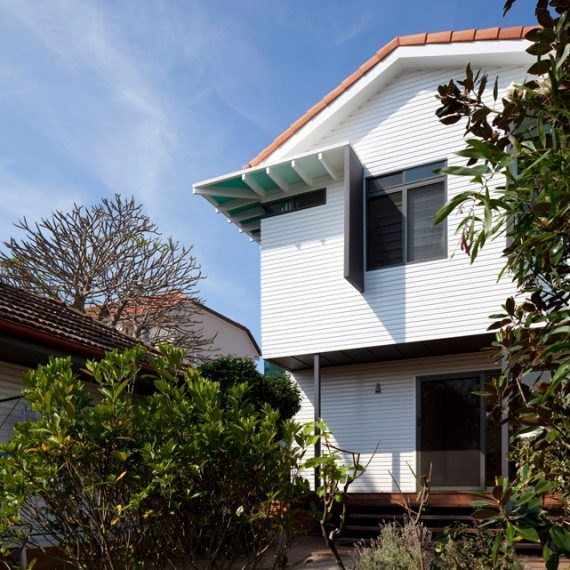 HOLLAND PARK HOUSE - Reddog Architects Award Winning Architects Brisbane