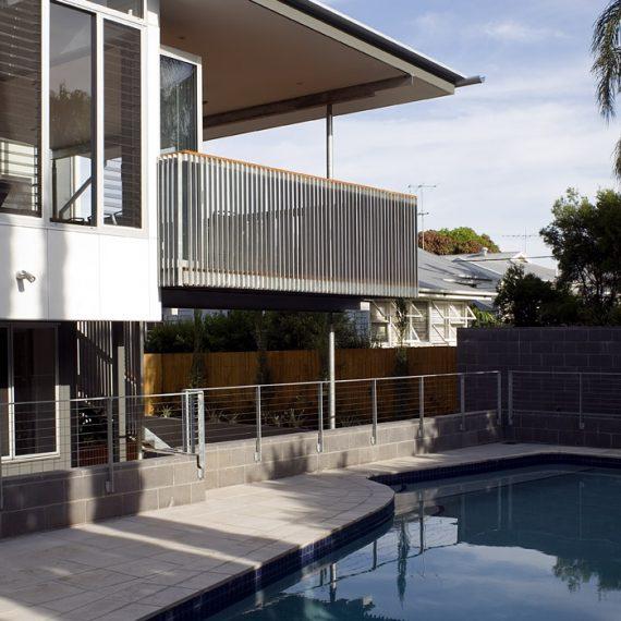 SIMPSON HOUSE EXTENSION- Reddog Architects Award Winning Architects Brisbane