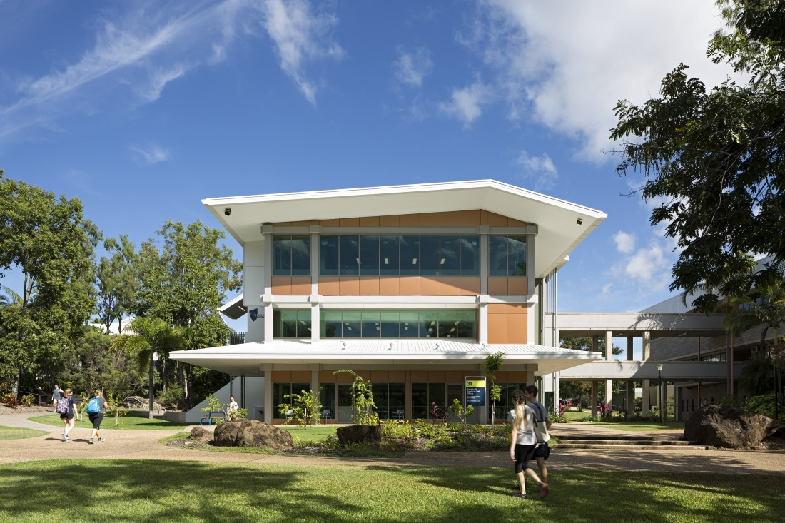 CQU ALLIED HEALTH BUILDING 34 - Reddog Architects Award Winning Architects Brisbane